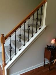 Casual Home Decor Building A Staircase Banister Amusing Banister Styles Design