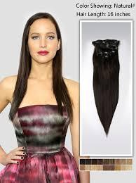 16 inch hair extensions 95g ussna16 vpfashion