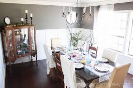 dining room makeover reveal ask anna