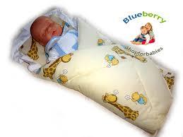 Duvet For Babies Newborn Baby Swaddle Wrap Blanket Duvet Sleeping Bag Birthday