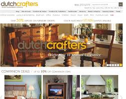 dutchcrafters amish furniture made in america 2018 made
