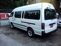 1996 toyota hiace bus for sale in st ann for 70 000 buses