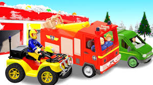 learn colors fireman sam cars toy colours children