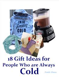 Department Gifts Condo Blues 18 Gift Ideas For Who Are Always Cold