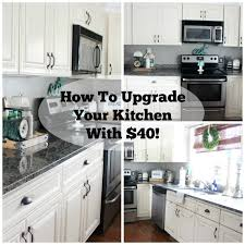 how to upgrade your kitchen with 40 the glam farmhouse