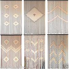 Bamboo Door Curtains Top Quality Bamboo Beaded Door Curtains Blinds Fly Insects Door