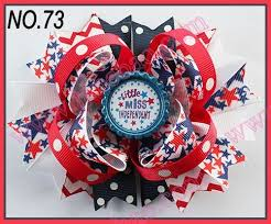 fourth of july hair bows fourth july hair promotion shop for promotional fourth july hair