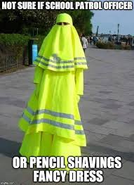 Dress Meme - muslim lollipop lady imgflip