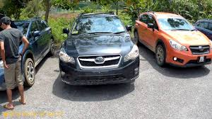 subaru malaysia 2016 subaru crosstrek xv u0026 forester 2016 2 0i p off road session hulu