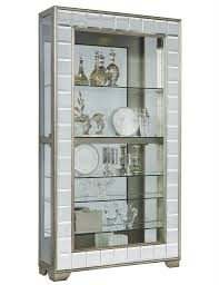 Pulaski Furniture Curio Cabinet by The Pfc Curios Collection Home Meridian