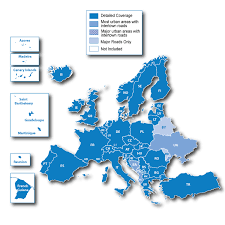 updated map of europe garmin has updated its west europe maps to version 2013 41 tour