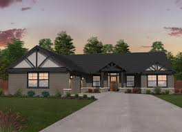 House Plans Rustic Craftsman Ranch Mountain Small s e Story