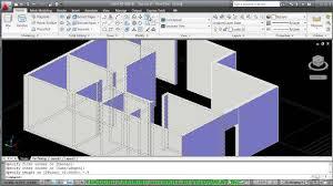 Creating Floor Plan How To Draw Floor Plans In Autocad 2010 Escortsea