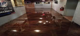 bat flooring options over concrete flooring designs