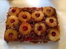 brown sugar crumble pineapple upside down cake blaise the baker