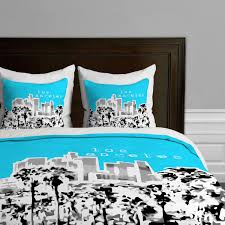 bedding set fearsome black white and grey striped bedding
