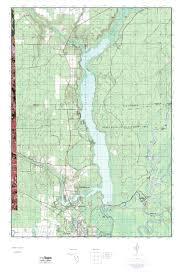 florida topo map mytopo dead lakes florida usgs topo map