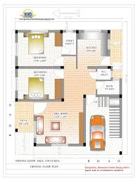 duplex house plans sq ft with car parking small homes and