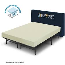 Cheap Twin Beds With Mattress Included Amazon Com Best Price Mattress 6