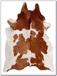 ikea cow rug home design ideas and inspiration