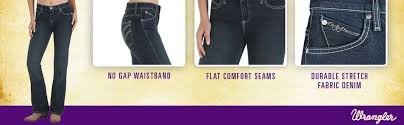 Wrangler Real Comfortable Jeans Wrangler Women U0027s Cowgirl Cut Ultimate Riding Jean Q Baby Midrise
