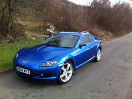 used 2004 mazda rx 8 rx 8 231ps for sale in tyne and wear