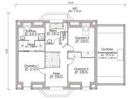 maison 5 chambres 36 élégant plan maison 5 chambres avec etage idées de décoration