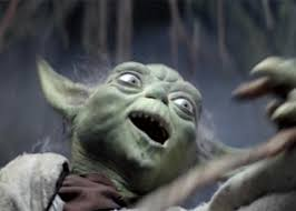 Yoda Meme Maker - excited yoda meme generator