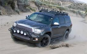roof rack for toyota sequoia finishlinewest 2009 toyota sequoia front view toyopet toyota
