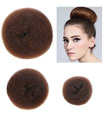 donut bun hair styla hair 3 donut hair bun maker 1 small 1