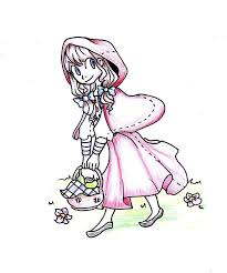 red riding hood looji deviantart
