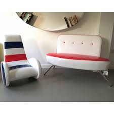Funky Sofa Bed by Funky Retro Modern Design American Style Sofa Chaise Playroom Kids