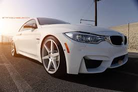 bmw m4 stanced stance wheels