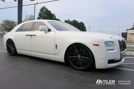 rolls royce gold rims lexani pegasus wheels at butler tires and wheels in atlanta ga