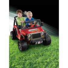baby jeep wrangler power wheels jeep wrangler 12 volt battery powered ride on red