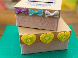 How To Decorate A Shoebox 3 Ways To Make A Money Box Wikihow