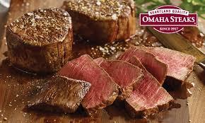 omaha steaks gift card omaha steaks in oak brook il groupon