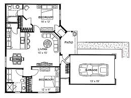 two bedroom two bath floor plans luxury 2 bedroom 2 bath with den and garage inspiration