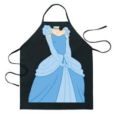 funny thanksgiving aprons cinderella character apron shop pbs org