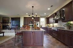 Dark Cherry Kitchen Cabinets Kitchen Idea Of The Day Dark Cherry Colored Kitchens Gallery