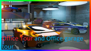Garage Office by Gta 5 Office Garage Tour And Office Tour Youtube