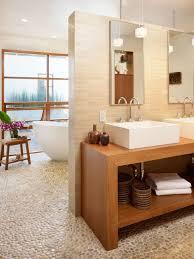 Tropical Bathroom Decor by Bathroom Decor Easy Home Improvement Interior Design Ideas