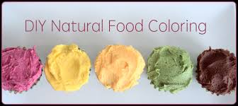 how to make natural food coloring 224 coloring page