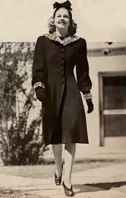 1940s fashion report u2013 winter styles for christmas 1941 glamourdaze