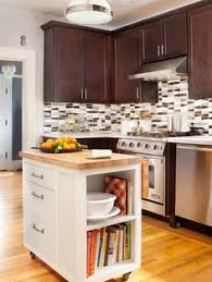 Small Kitchen With Island Design Ideas Take A Of Stock Furniture And Make It Your Own Black