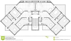 architectural plan architectural drawing stock photo image 14723570