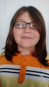 10 year old boy got his long hair cut for charity wwlp com