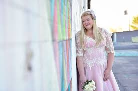 wedding dresses made to order the couture company alternative wedding dresses pink curvy plus