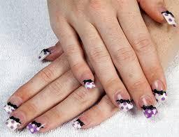 creative fashion new year eve nail art designs 2013 family