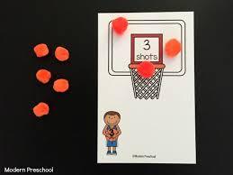 basketball shots counting mats